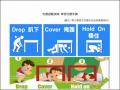 地震避難演練 學習防震常識